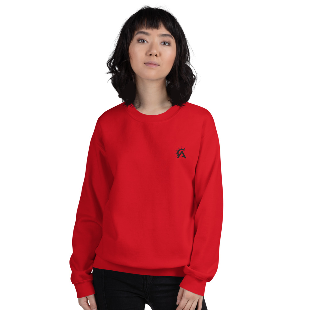 CaliBorn Embroidered Womens Sweatshirt