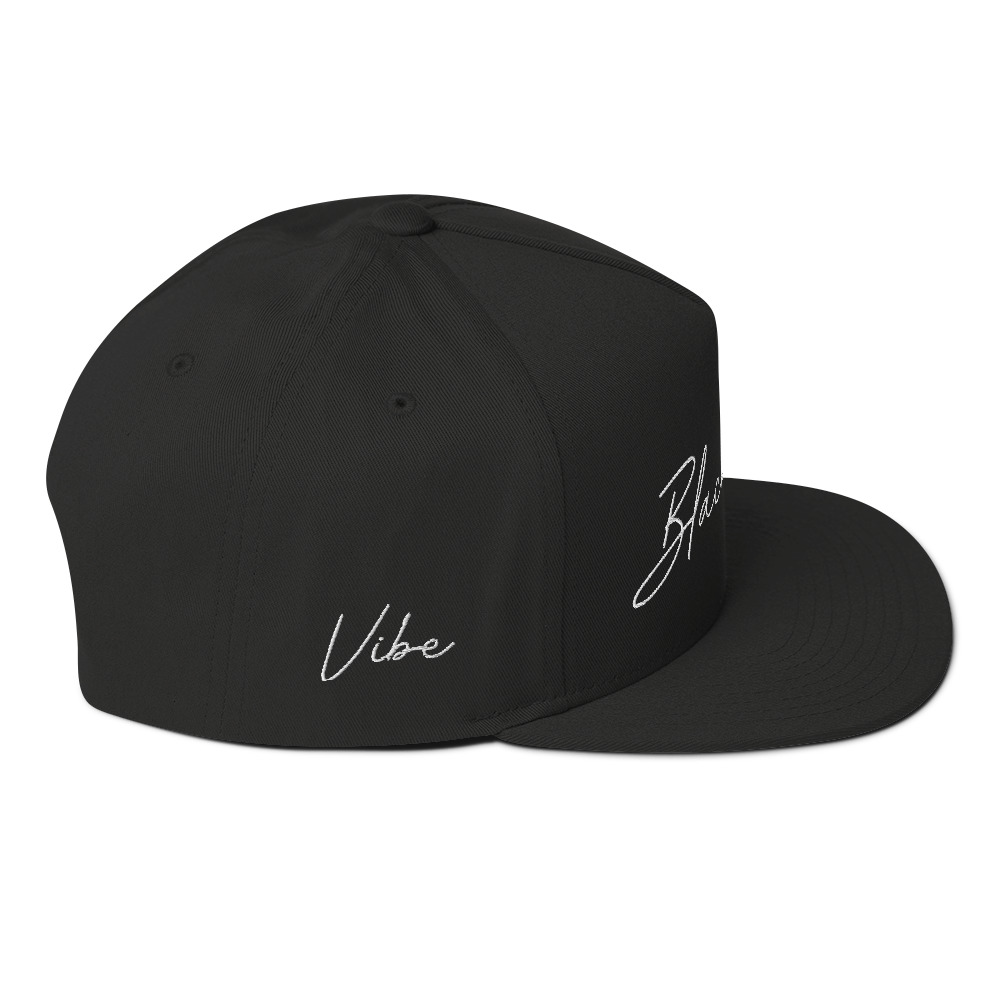 Black Love Snapback Hat