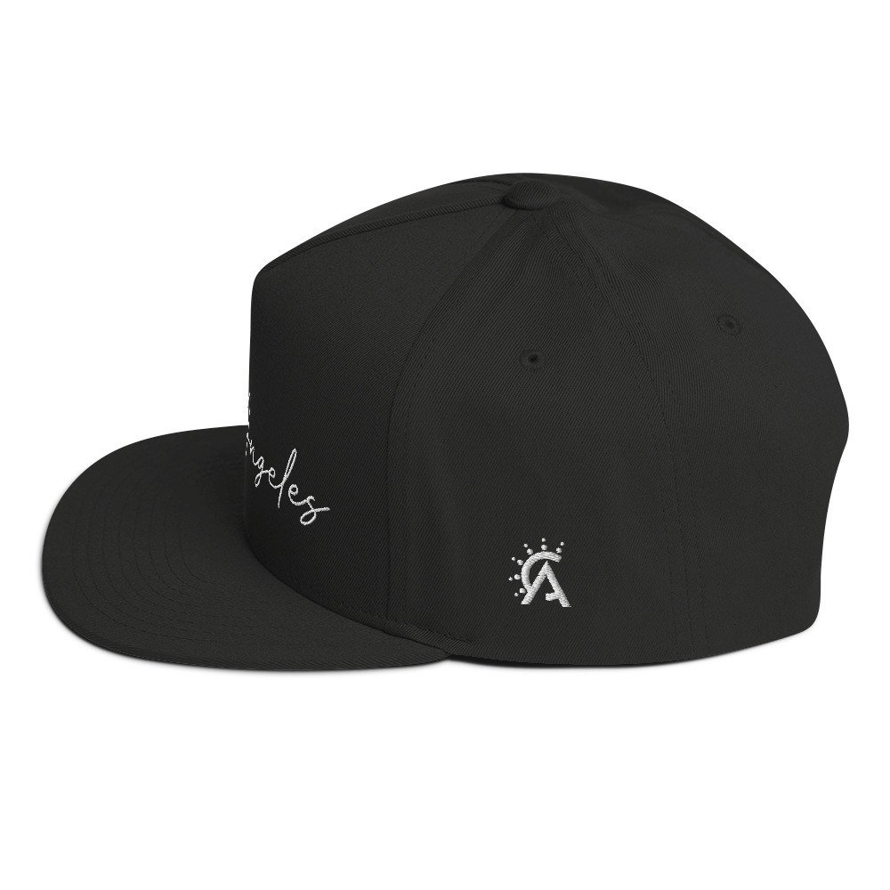 Los Angeles Snapback Hat